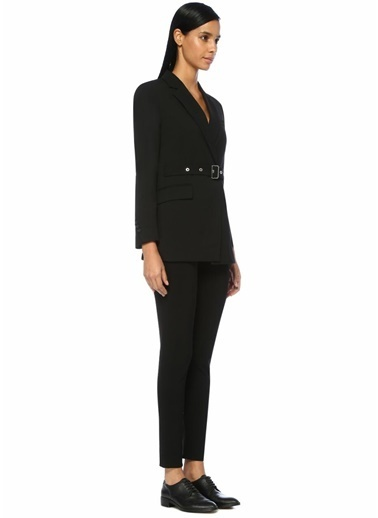 Mo&Co Ceket Siyah